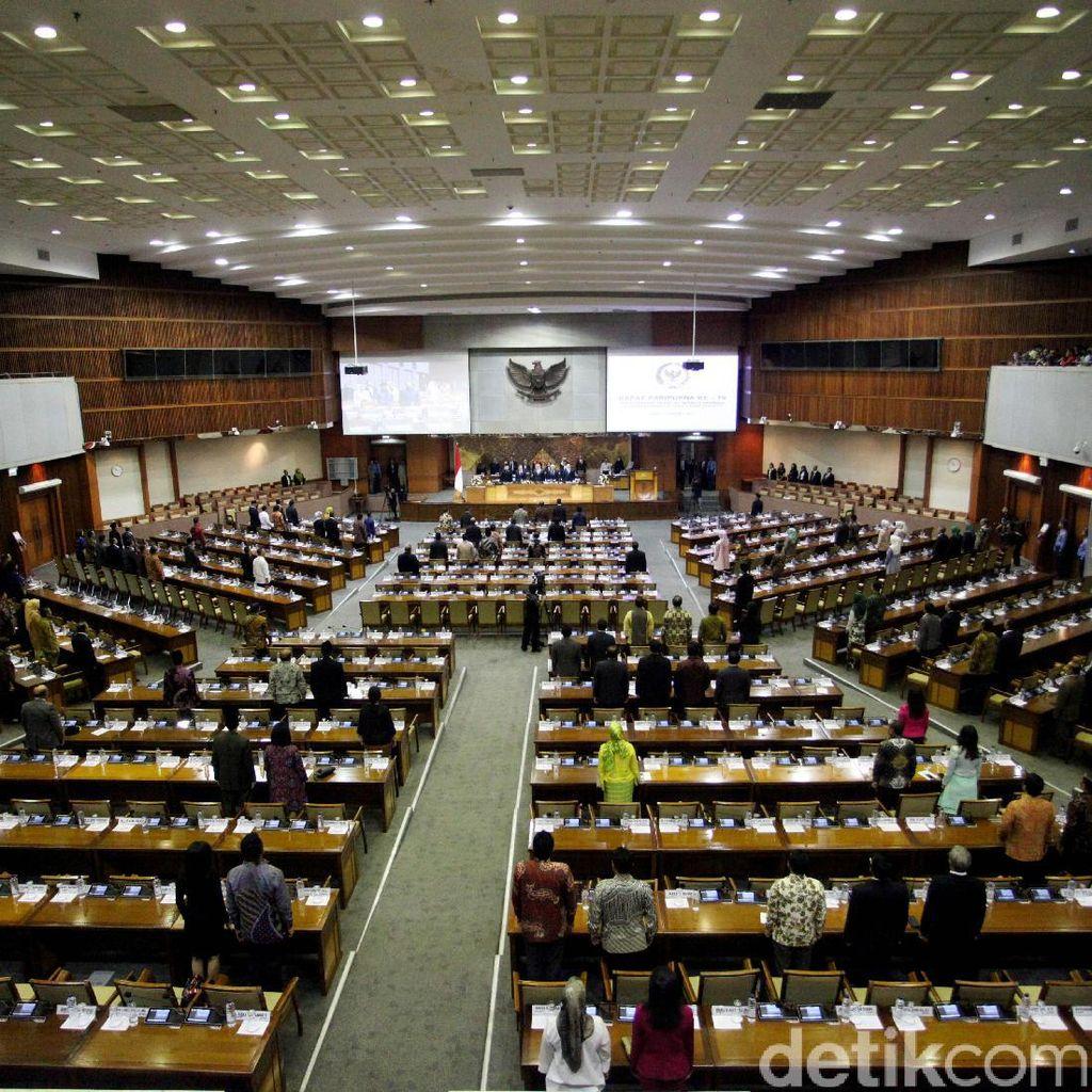 Jadwal Pemilu Serentak Mulai Dibahas Pansus DPR