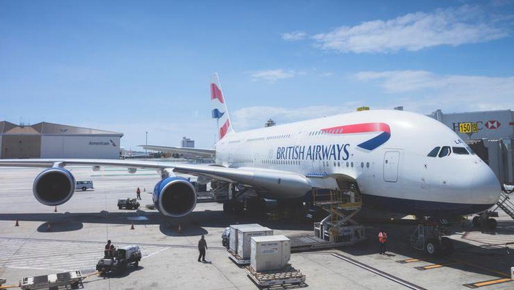 Sistem British Airways Bermasalah, Penumpang di Inggris Terlantar