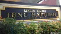 Inilah Masjid Para Pengembara di Bali
