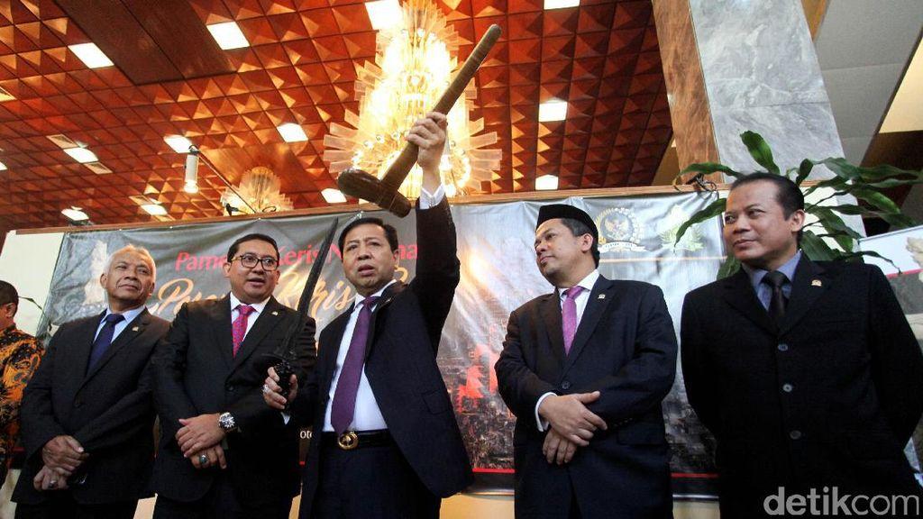 DPR Kembali Adakan Pameran Keris, Koleksi Bali-Lombok Ditampilkan
