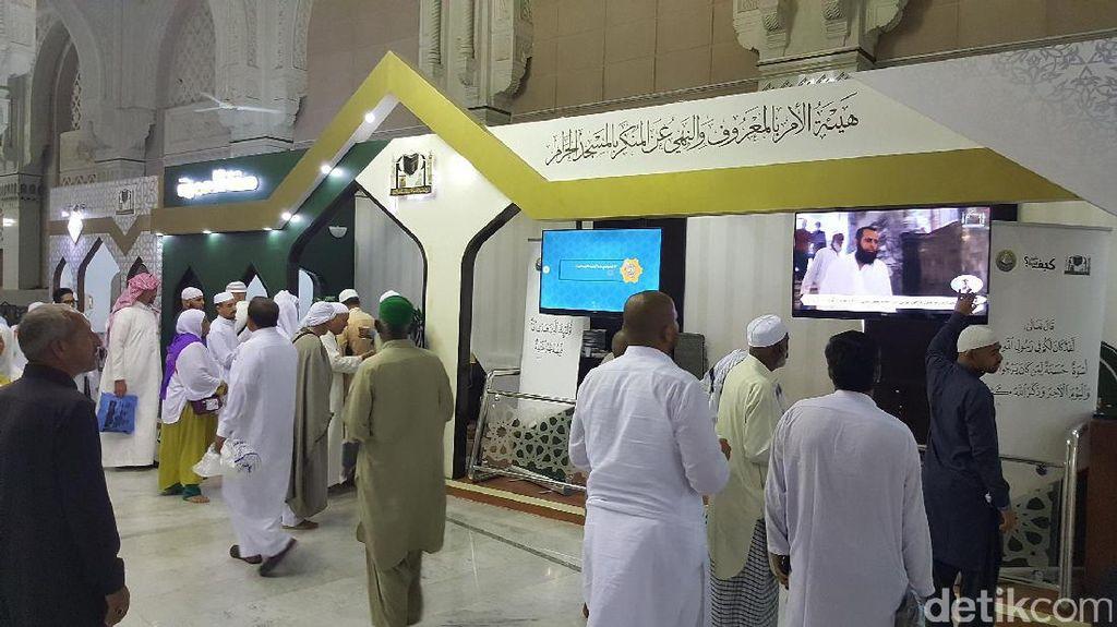 Aneka Tempat Rahasia di Masjidil Haram