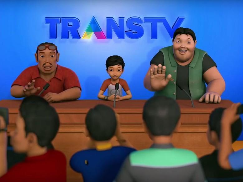 50 Episode Baru Adit Sopo Jarwo Akan Tayang di Trans TV