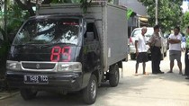 Mobil Boks Misterius Bikin Resah Warga, Polisi Turun Tangan