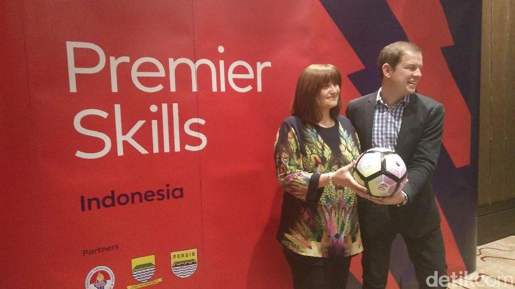 Lima Pelatih Liga Premier Inggris Tempa 53 Orang Warga Aceh Hingga Papua