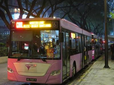Tak Hanya Jakarta, Kuala Lumpur Juga Punya Bus Wisata Gratis