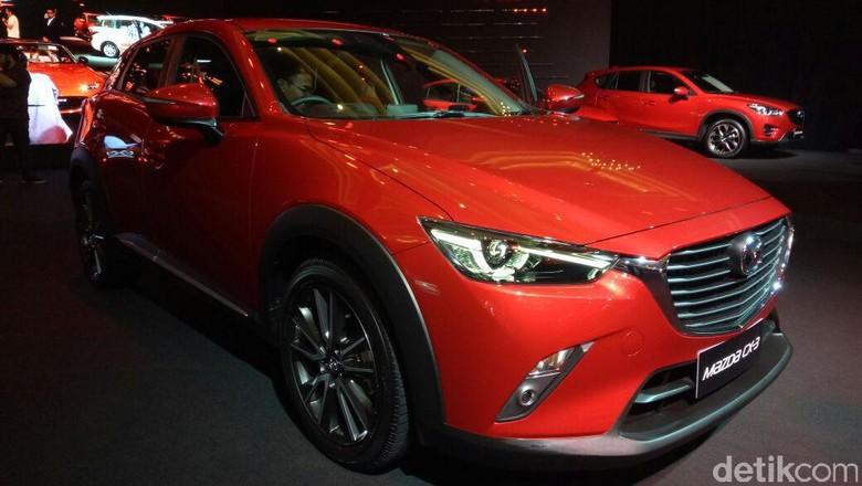 Harga Mazda CX-3 Masih Sementara, Berubah Setelah Mei