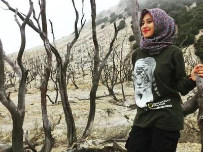 Intip Gaya Para Hijabers Cantik yang Hobi Naik Gunung