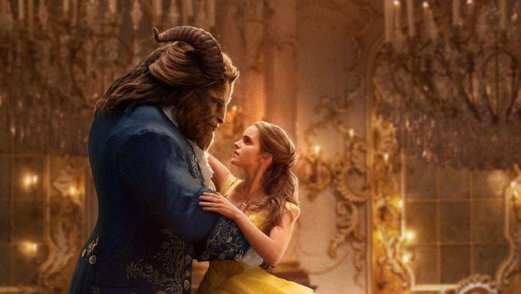 7 Fakta Mencengangkan dari Gaun Emma Watson di Beauty And The Beast