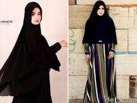 Foto: 6 Peserta Sunsilk Hijab Hunt yang Fotonya Mirip Wanita Korea