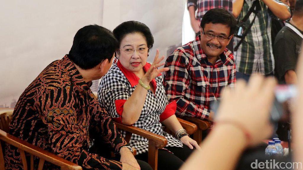 Megawati: Ahok Jangan Cerewet, Kalau Ngomong Nuwun Sewu Dulu