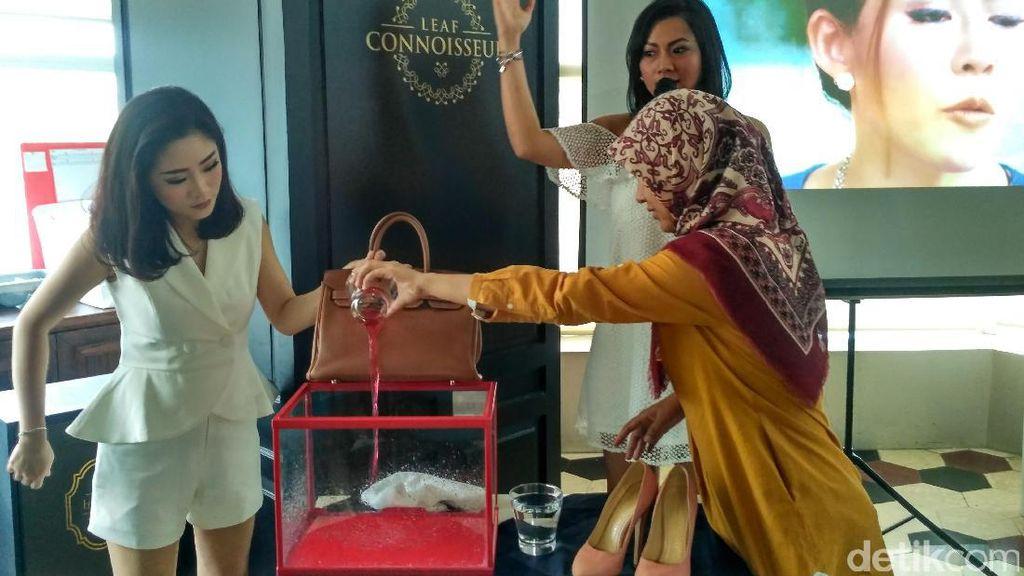 Tempat Spa Khusus Tas dan Sepatu Hadir di Indonesia, Seperti Apa?