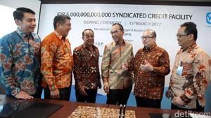 WIKA Dapat Pinjaman Rp 5 Triliun dari 8 Bank