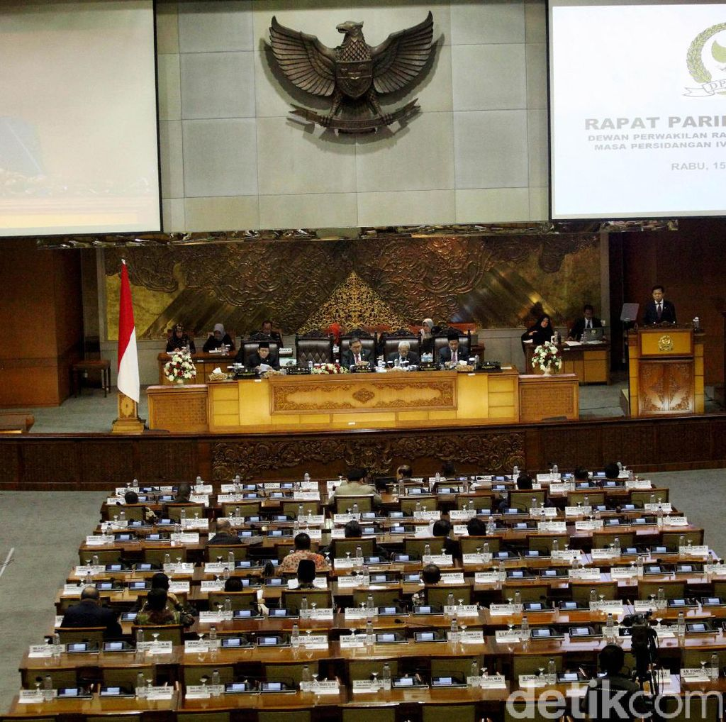 Hak Angket KPK Disetujui, Pansus Akan Dibentuk Usai Reses