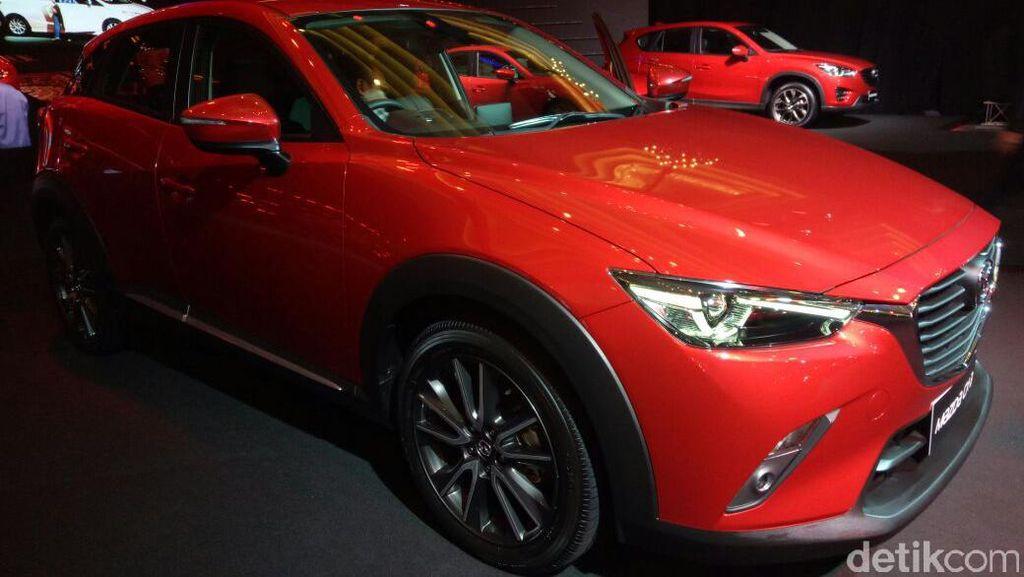 Mazda CX-3 Dibanderol Mulai Rp 388 Juta