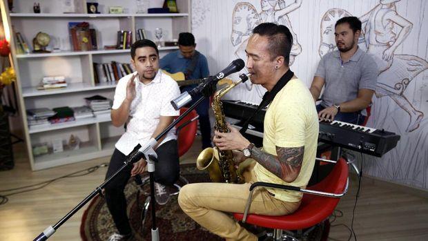 Bukan Cuma Rekan Duet, Rivan Anggap Abdul Guru Musik