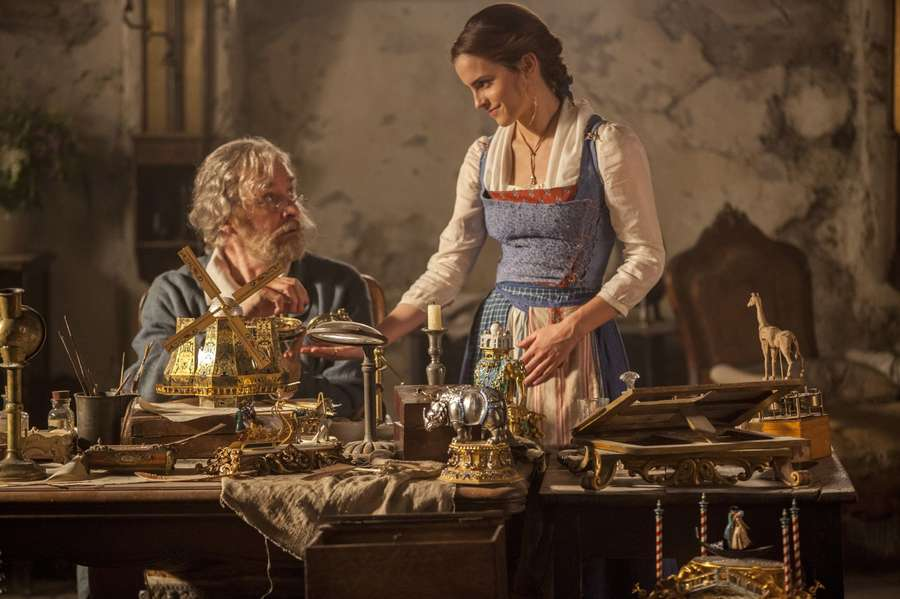 Pencarian Cinta di Film Beauty and the Beast