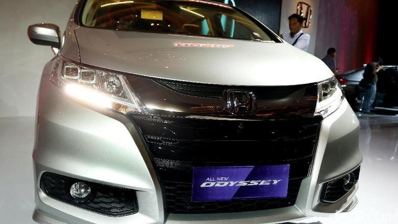 Honda Siapkan MPV dengan Turbo?