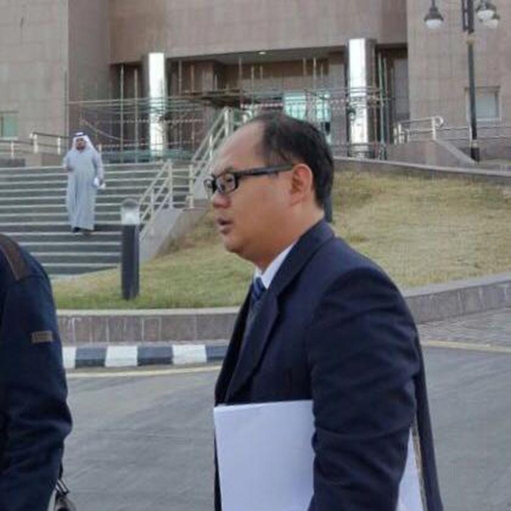 Atas Upaya KJRI, Mbah Sarman Bebas dari Hukuman Cambuk di Jeddah