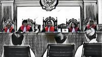 Hakim Sebut Markus Nari dan Miryam Haryani Terima Uang e-KTP