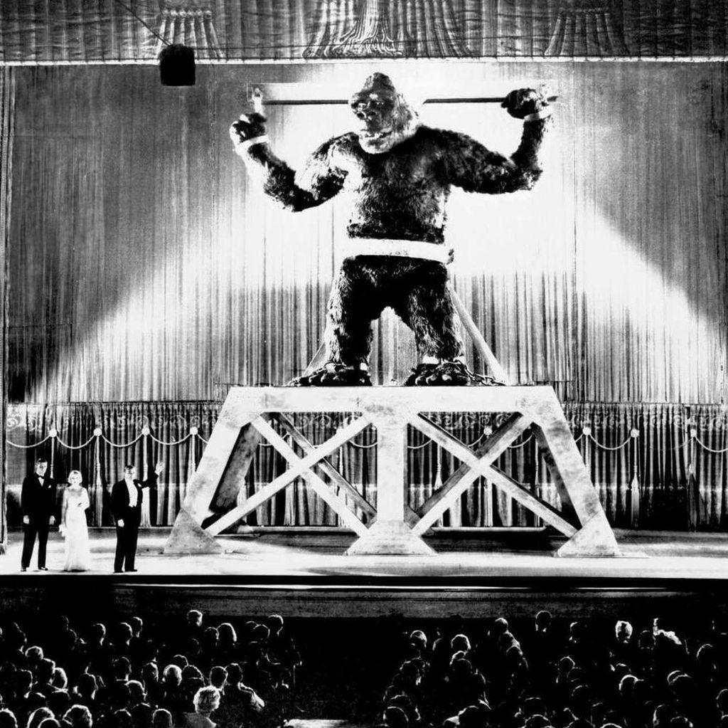 Kilas Balik Debut Fenomenal King Kong Tahun 1933