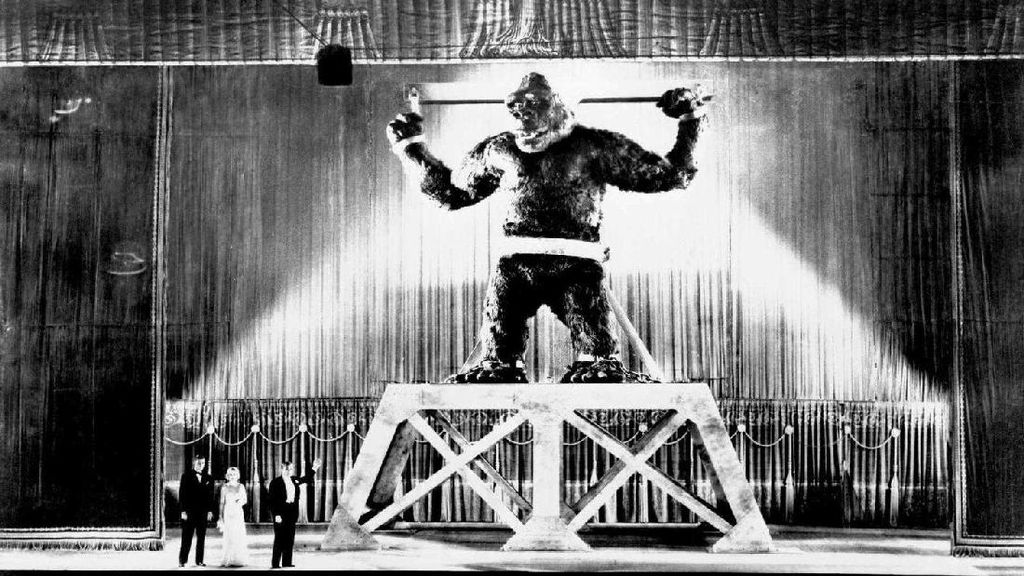 Kilas Balik Debut Fenomenal King Kong Tahun 1933