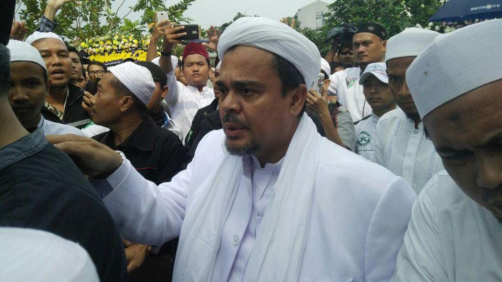 Guru SMA yang Diduga Hina Habib Rizieq Berstatus Honorer