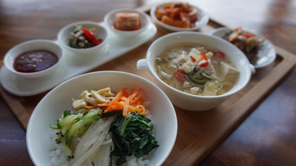 Dua Chef Korea Hadirkan Bulgogi hingga Bibimbap di Food For The Seoul
