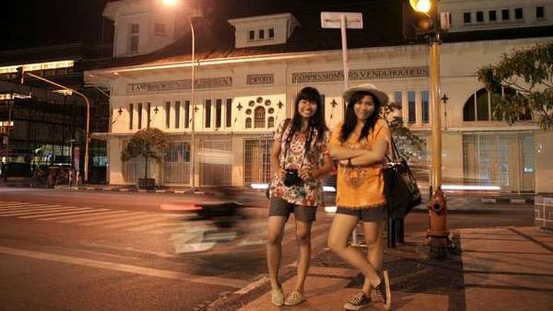 Jalan Braga di Bandung (Gladyz Loretta/dTraveler)