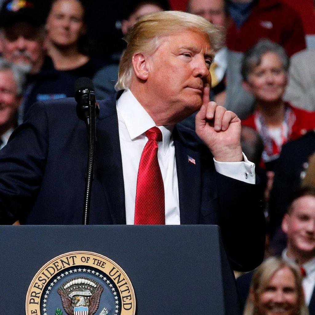 Donald Trump akan Hadiri US-ASEAN Summit