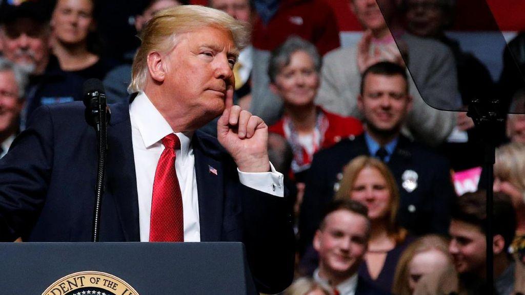 Donald Trump Minta Toyota Bangun Pabrik Baru di AS