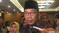 Ridwan Kamil Bertemu Ketum Golkar, Jajaki Duet dengan Dedi Mulyadi?