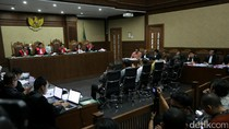 Jaksa Ungkap Alasan Panggil Agus Martowardojo di Sidang e-KTP