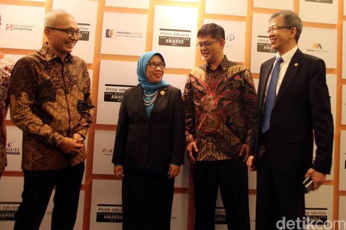 Bahana Raih Anugerah Reksa Dana Terbaik 2017