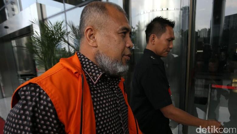 Keberatan Dakwaan Jaksa, Patrialis: Satu Rupiah Pun Tidak Terima