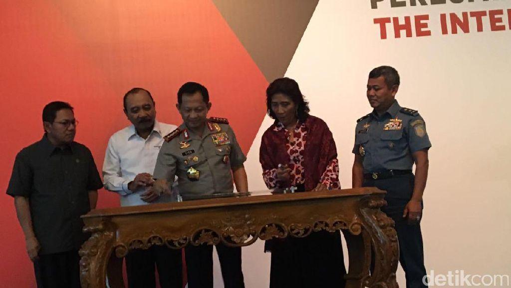 Jenderal Tito: Saya Terkagum-kagum Dengan Ibu Susi