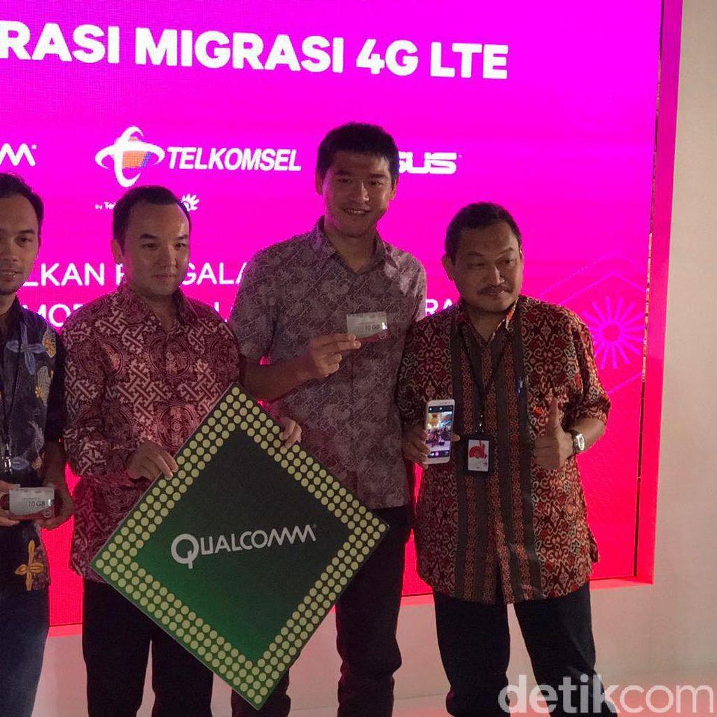 Tiga Faktor Agar Pengalaman 4G LTE Maksimal