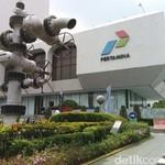 Pertamina Impor LNG dari Exxon Mulai 2025