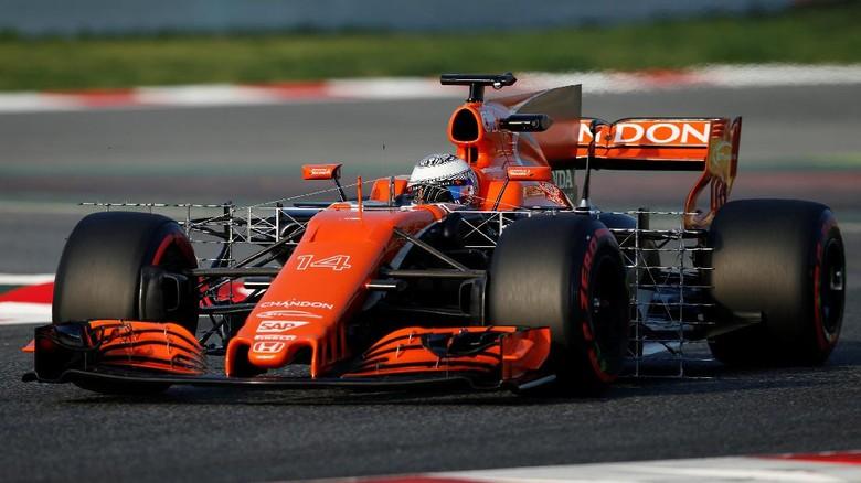 Mesin Masih Jadi Masalah Utama McLaren