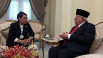 Menlu Bertemu Menteri Besar Penang Malaysia Bahas Perlindungan WNI