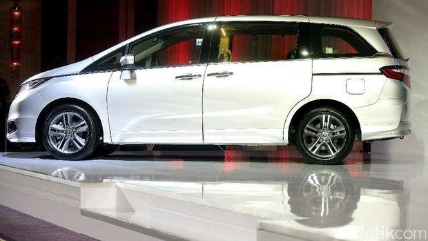 Honda Odyssey diluncurkan di Jakarta