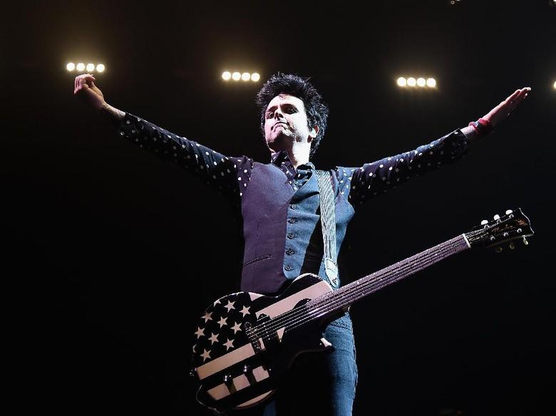 Green Day Rekaman di Studio yang Sama dengan Billie Joe di Usia 5 Tahun