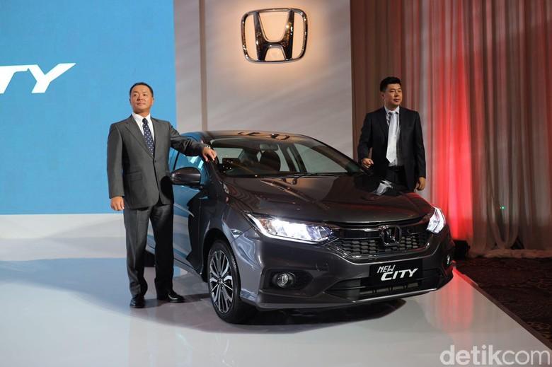 Honda Luncurkan Odyssey dan City