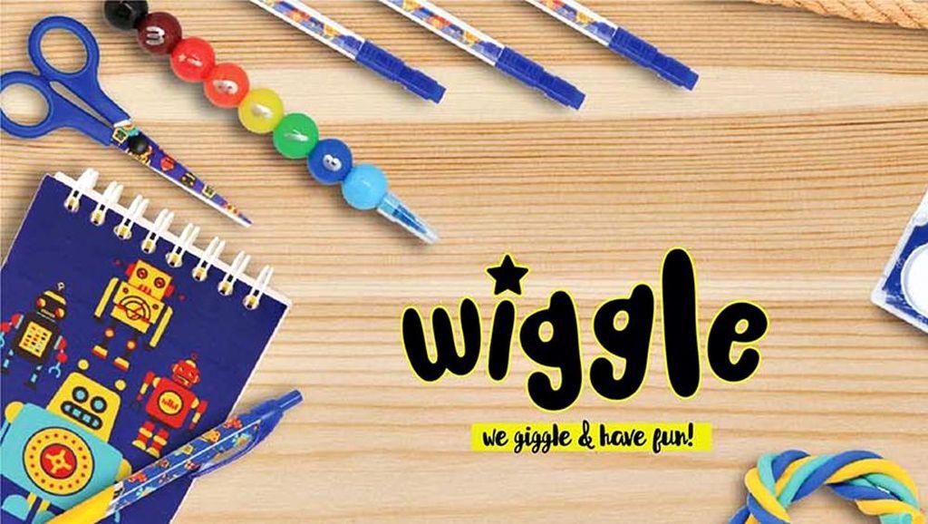 Tas dan Alat Tulis untuk Anak dari Wiggle di Transmart Carrefour