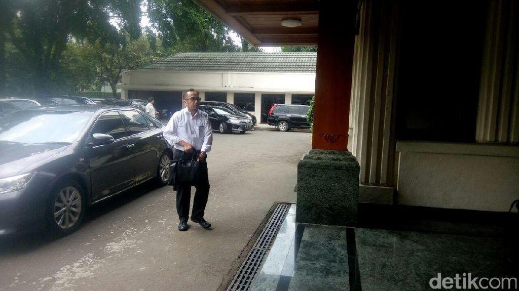 Direksi Freeport Sambangi Kantor Wiranto, Ada Apa?