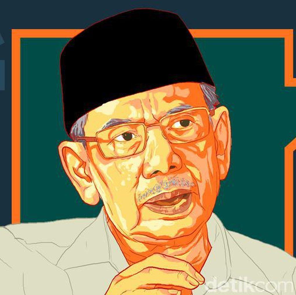 Dari Kunci Barokah sampai Wali Jenggot Menurut KH Hasyim Muzadi