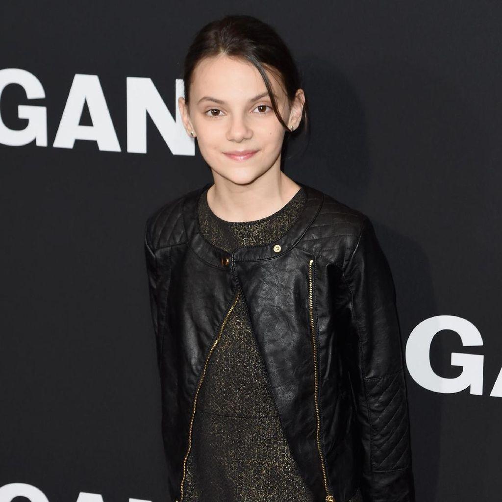 Dafne Keen, Si Kecil Cabe Rawit di Film Logan