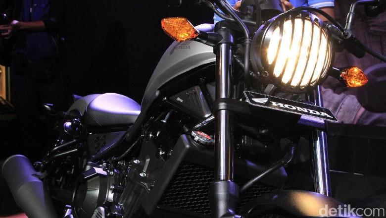 Honda Belum Berniat Boyong Rebel 300 cc