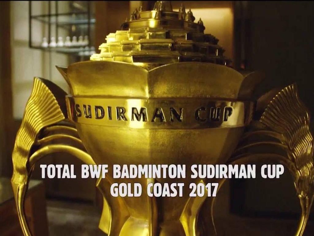 Piala Sudirman 2017: Pencapaian Terburuk Indonesia