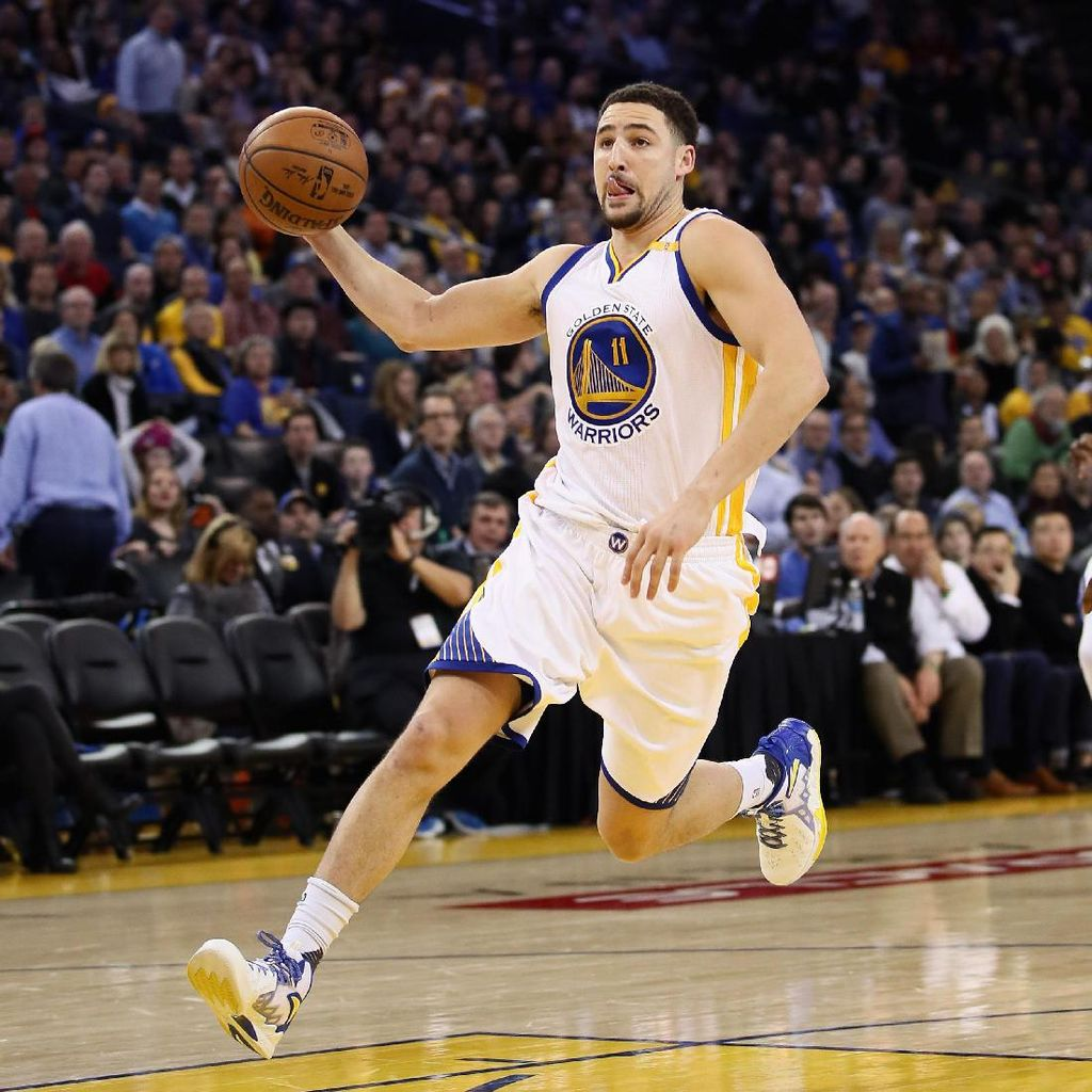 Klay Thompson Pimpin Warriors Kalahkan Magic