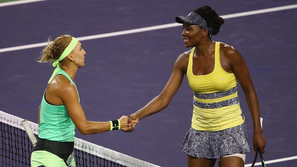 Venus Terhenti di Perempatfinal